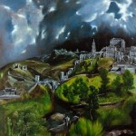El Greco- View of Toledo