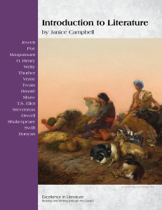 Introduction to Literature from Excellence in Literature by Janice Campbell