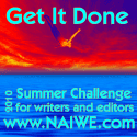 NAIWE 2010 Get it Done Summer Challenge